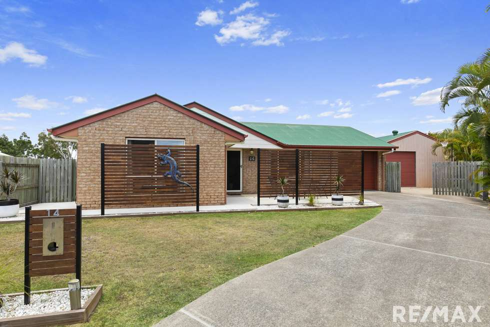Second view of Homely house listing, 14 Currawong Court, Eli Waters QLD 4655
