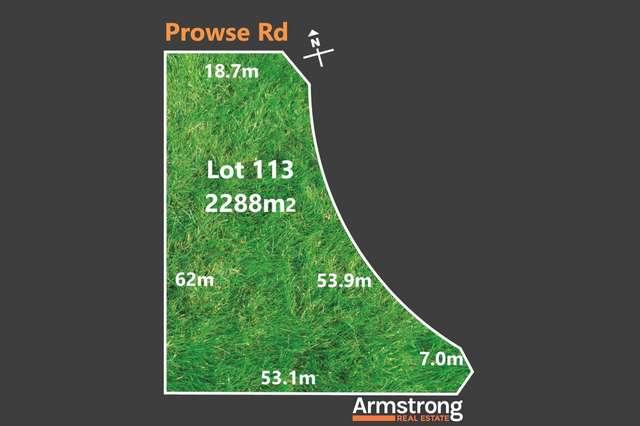 LOT 113 Prowse Road, Winchelsea VIC 3241