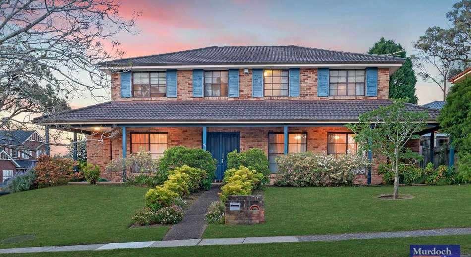 45 Tamarisk Crescent, Cherrybrook NSW 2126
