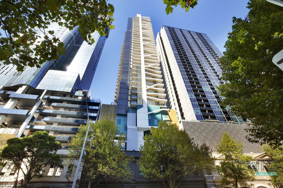 Main view of Homely apartment listing, 1408/135 City Road, Southbank, VIC 3006