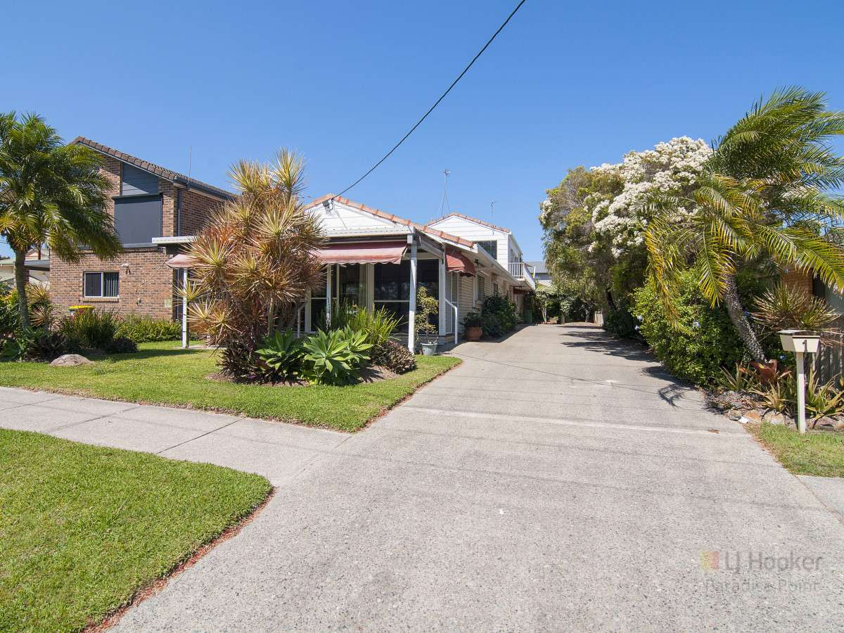 Main view of Homely semidetached listing, 1/41 Paradise Parade, Paradise Point, QLD 4216