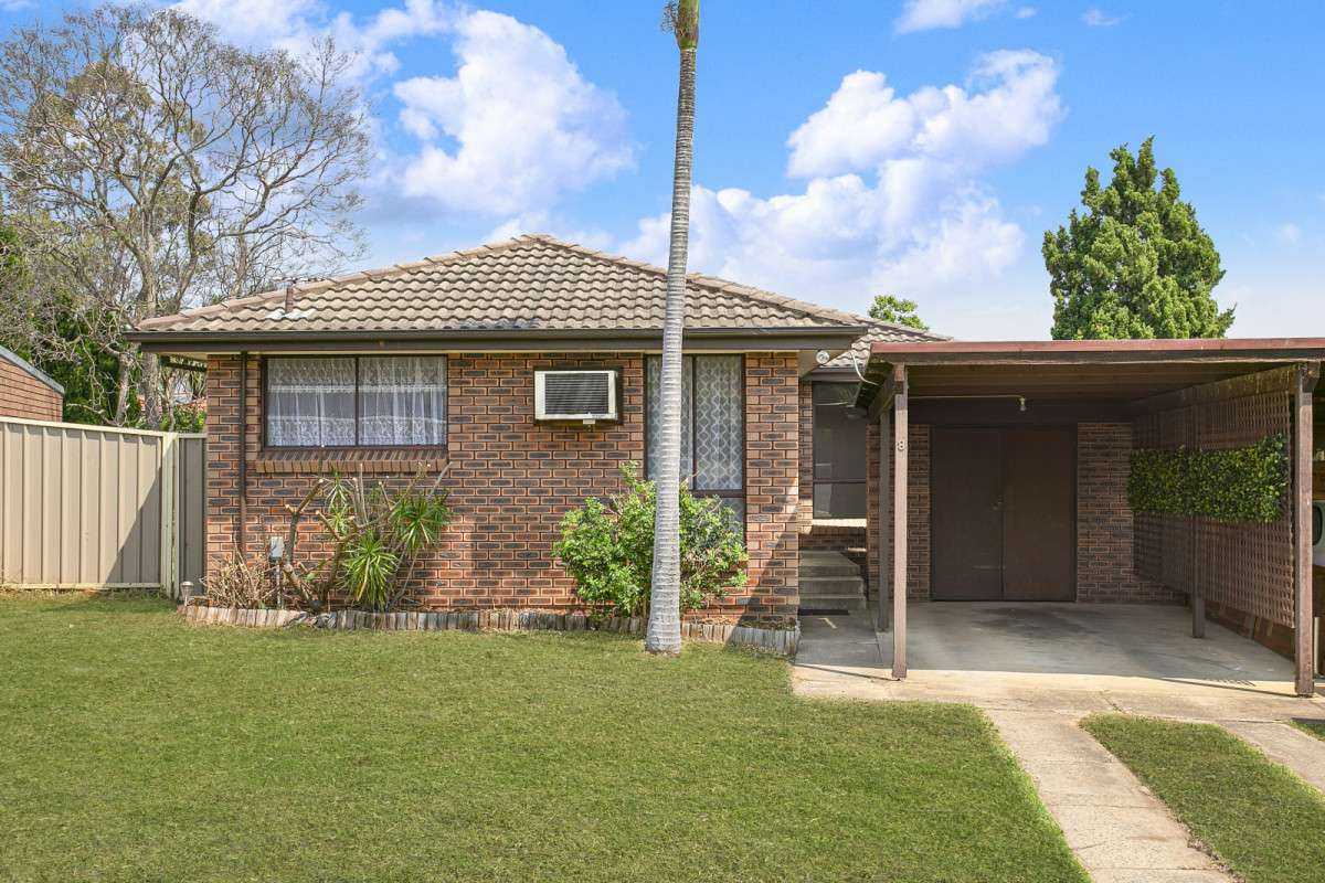 Main view of Homely house listing, 8 Cox Place, Ingleburn, NSW 2565