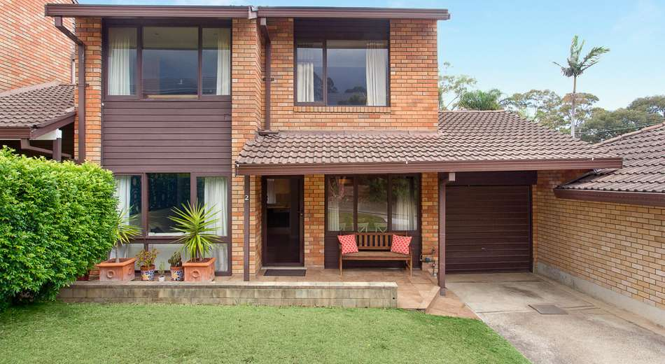 2/88 Burwood Road, Croydon Park NSW 2133