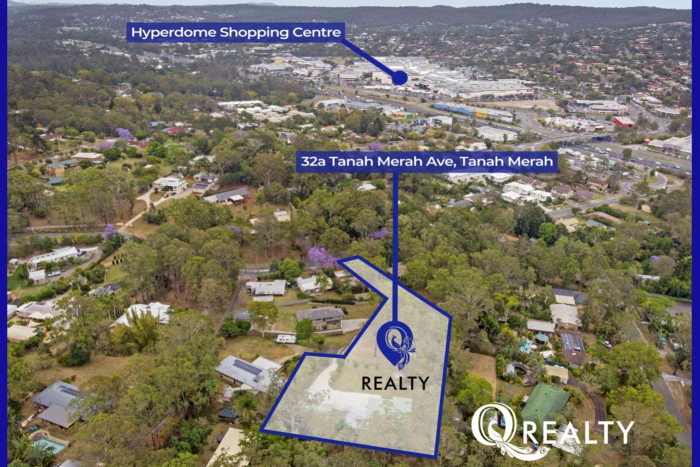 Main view of Homely house listing, 32A Tanah Merah Avenue, Tanah Merah QLD 4128