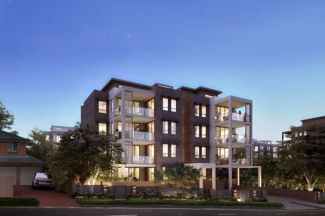 214/417-419 Pacific Highway, Asquith NSW 2077
