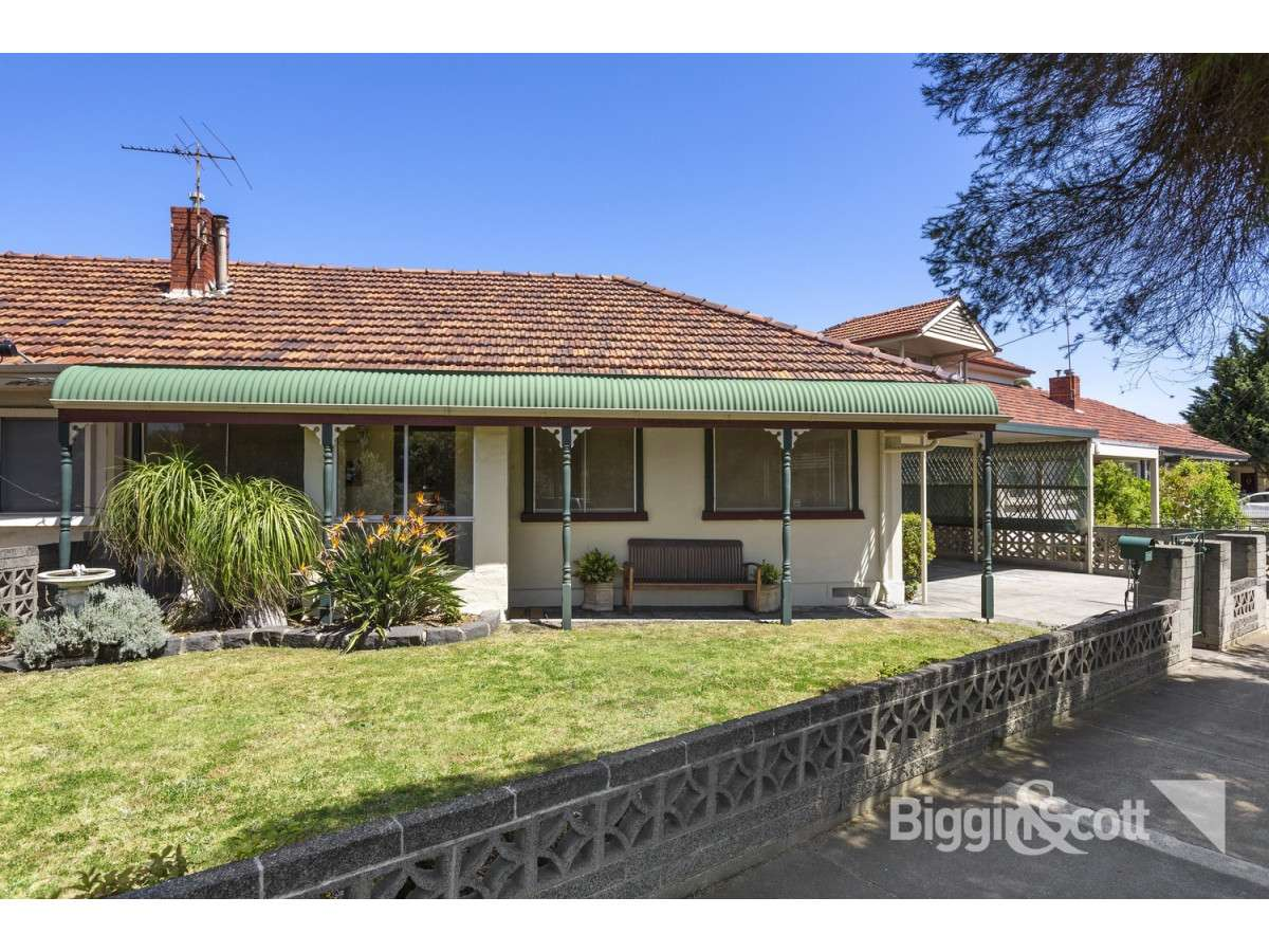 Main view of Homely house listing, 12 Weeroona Street, Port Melbourne, VIC 3207