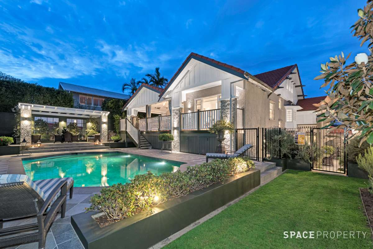 Main view of Homely house listing, 77 Enderley Road, Clayfield, QLD 4011
