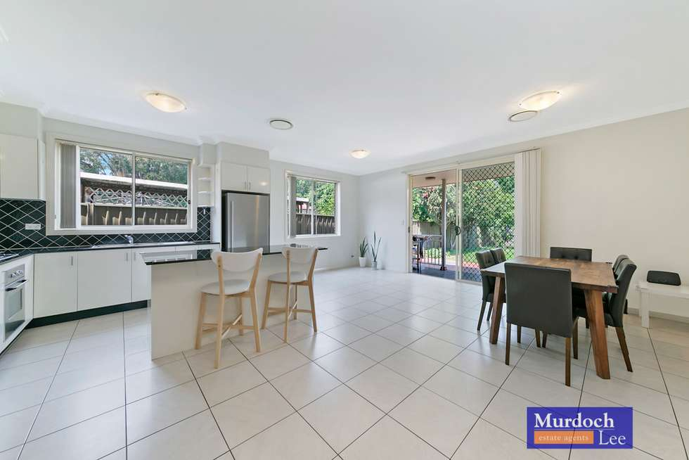 Third view of Homely semiDetached listing, 28 Woodlands Street, Baulkham Hills NSW 2153