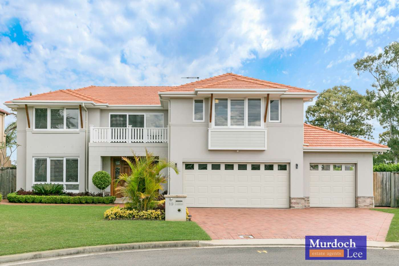 Main view of Homely house listing, 19 Kingscott Place, Castle Hill NSW 2154