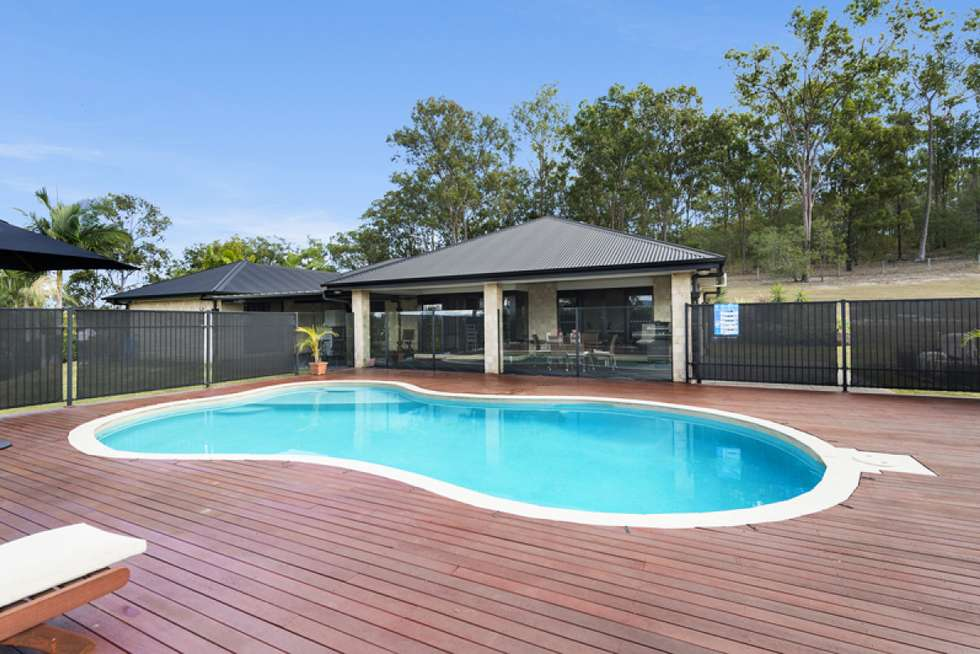 Second view of Homely acreageSemiRural listing, 136-142 John Collins Drive, Mundoolun QLD 4285