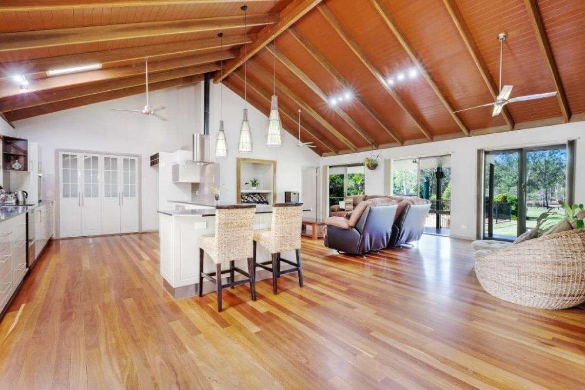 Main view of Homely rural listing, 120-134 Hinchcliffe Road, Logan Village, QLD 4207