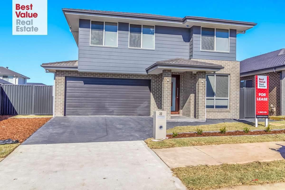 Main view of Homely house listing, 22 Broadfoot Street, Marsden Park, NSW 2765