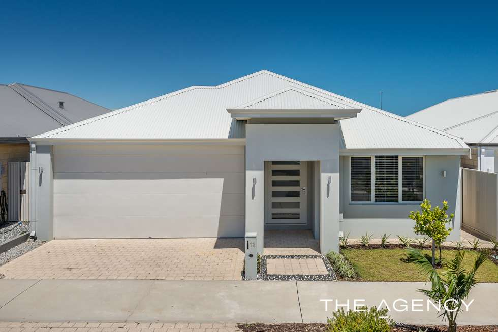 Second view of Homely house listing, 12 Scrubwren Circuit, Alkimos WA 6038