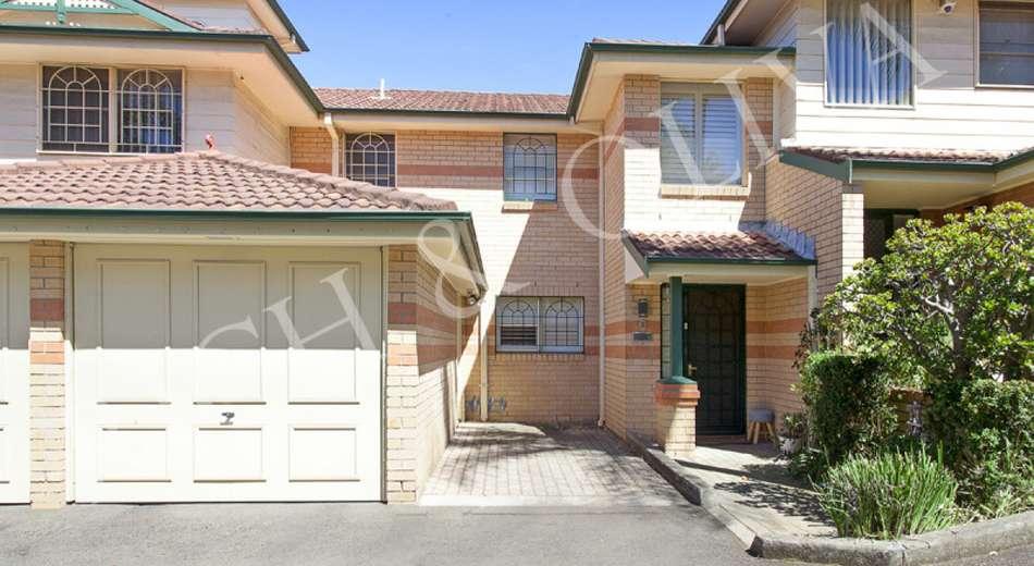 8/1 Bennett Avenue, Strathfield South NSW 2136