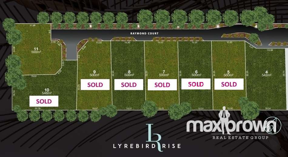 LOT 4 Raymond Court, Healesville VIC 3777
