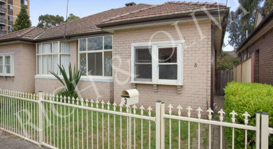 3 Oxford Street, Burwood NSW 2134