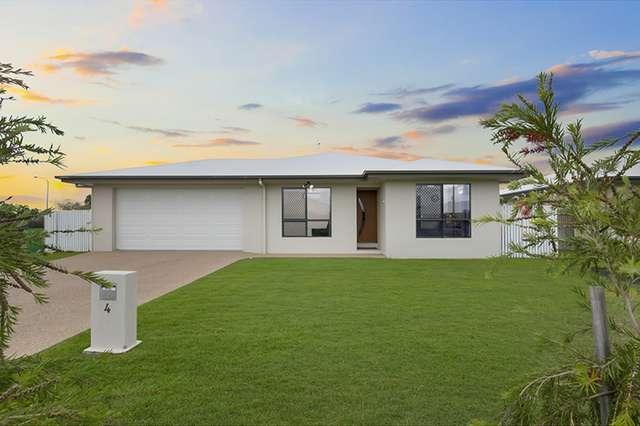 4 Satriani Crescent, Condon QLD 4815
