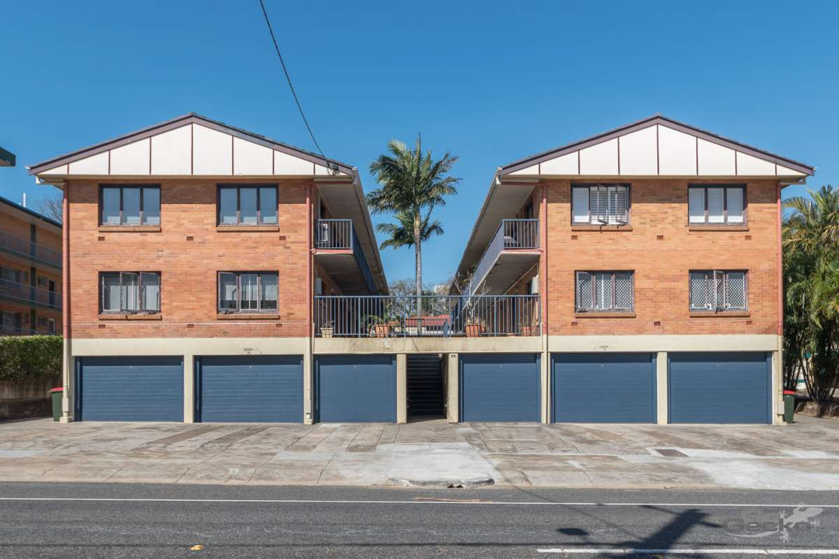 Main view of Homely unit listing, 16/59 Bonney Avenue, Clayfield, QLD 4011