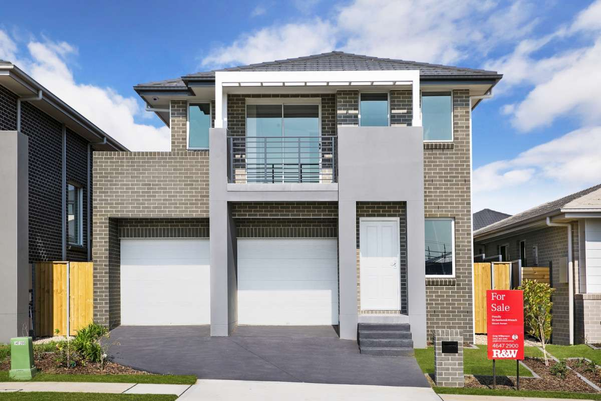 Main view of Homely house listing, 46 (Lot 9653) Neville Street, Oran Park, NSW 2570