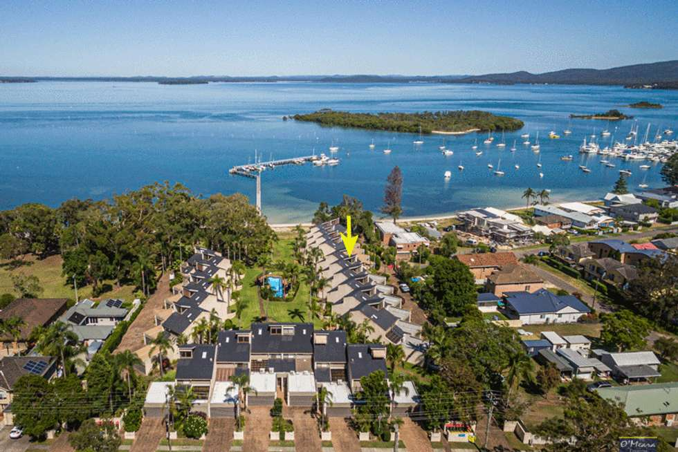 Second view of Homely townhouse listing, 21/4 Cromarty Road, Soldiers Point NSW 2317