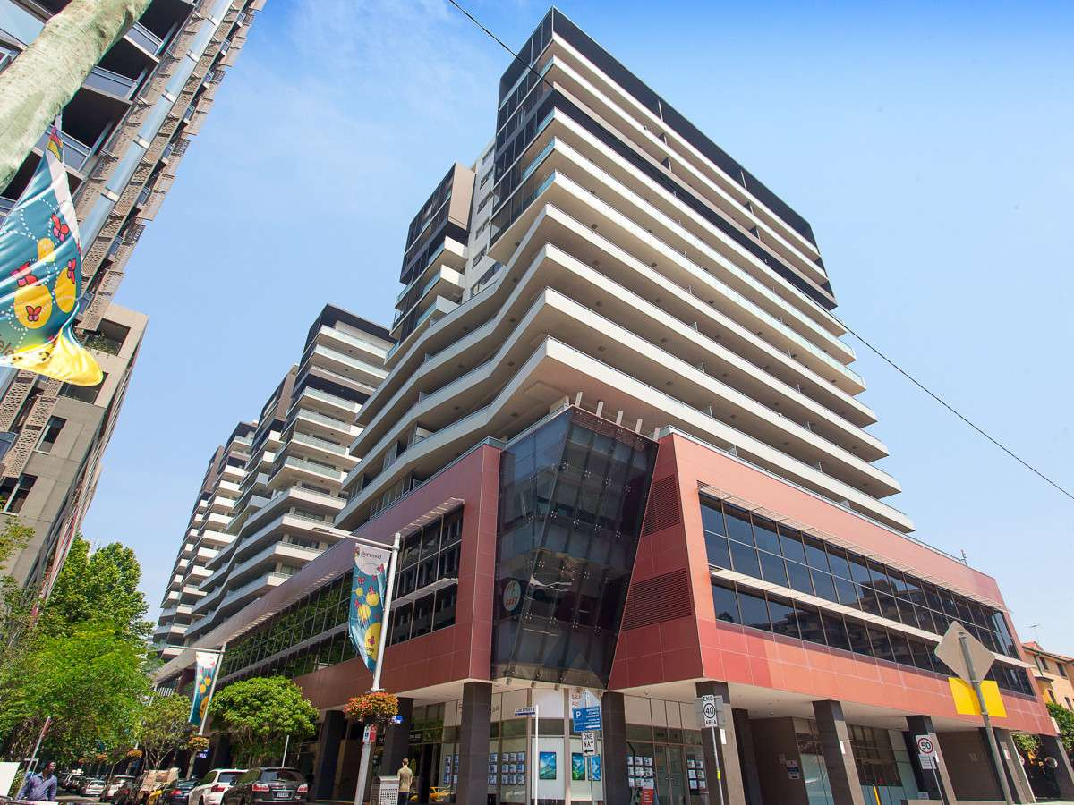 Main view of Homely apartment listing, C806/1-17 Elsie Street, Burwood, NSW 2134