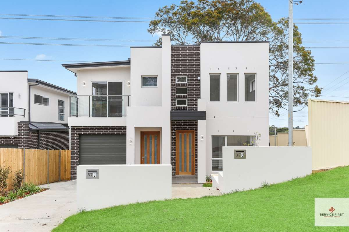 Main view of Homely townhouse listing, 37B Dandarbong Avenue, Carlingford, NSW 2118