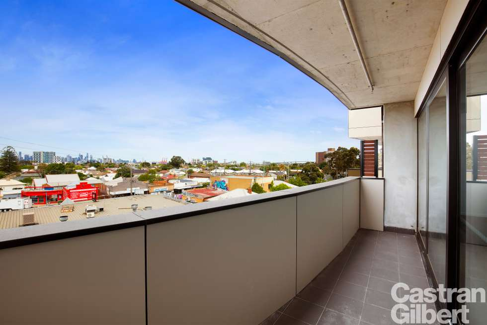 Third view of Homely apartment listing, 205-207 Ballarat Road, Footscray VIC 3011