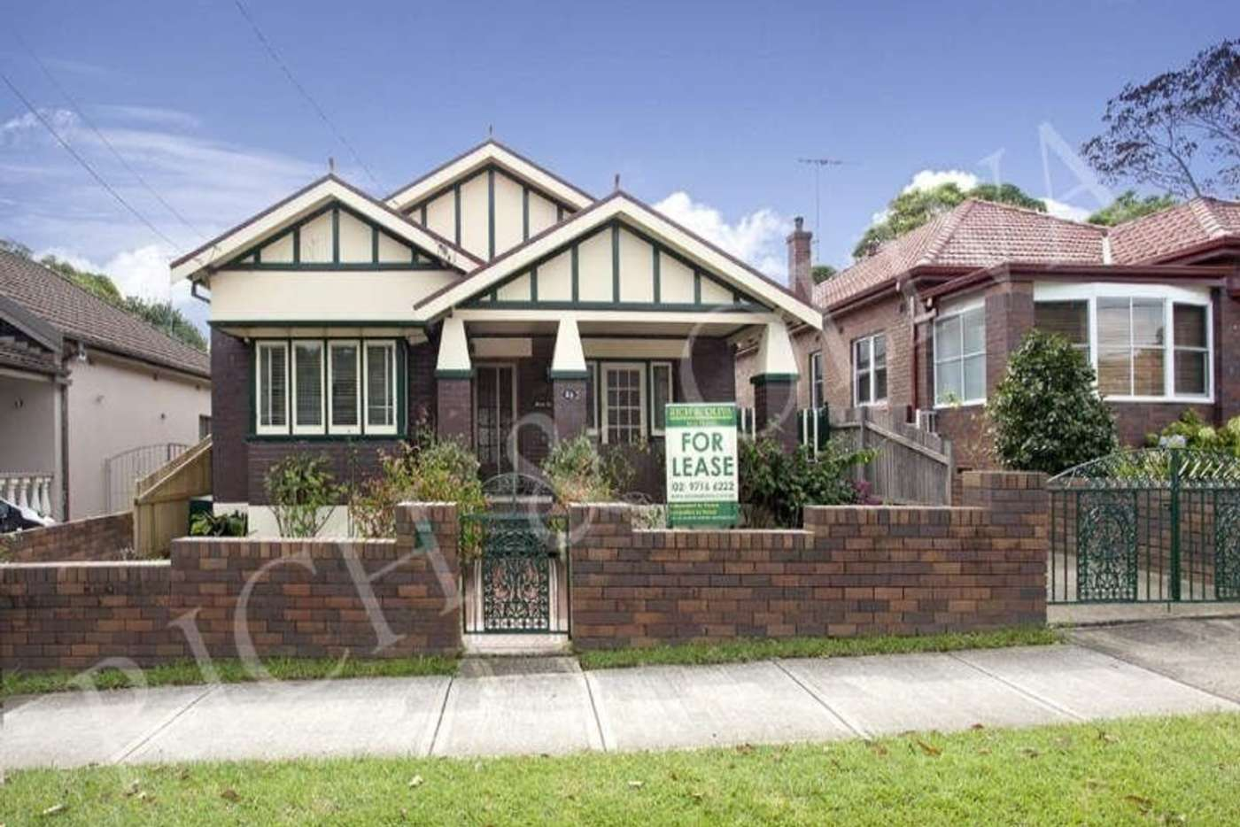 Main view of Homely house listing, 23 Crieff Street, Ashbury NSW 2193