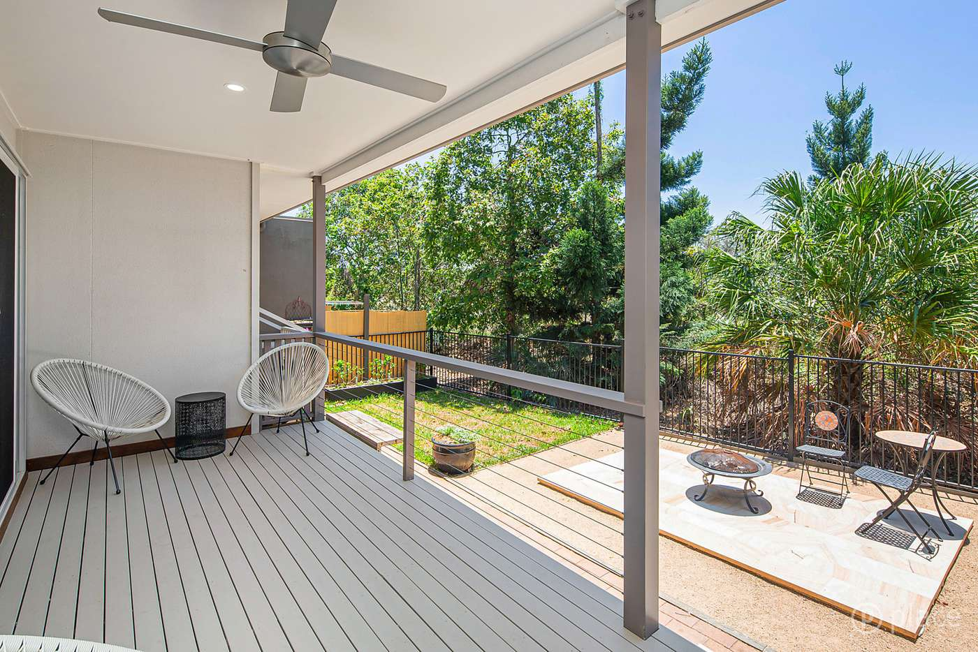 Main view of Homely townhouse listing, 2/85 Stuckey Road, Clayfield, QLD 4011