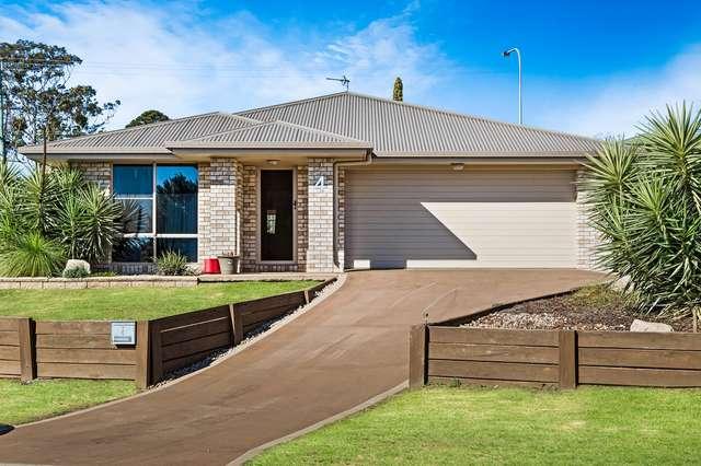 4 Diamantina Drive, Glenvale QLD 4350