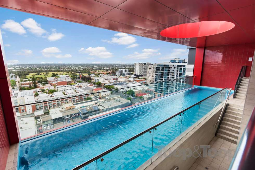 Second view of Homely apartment listing, 517/160 Grote Street, Adelaide SA 5000