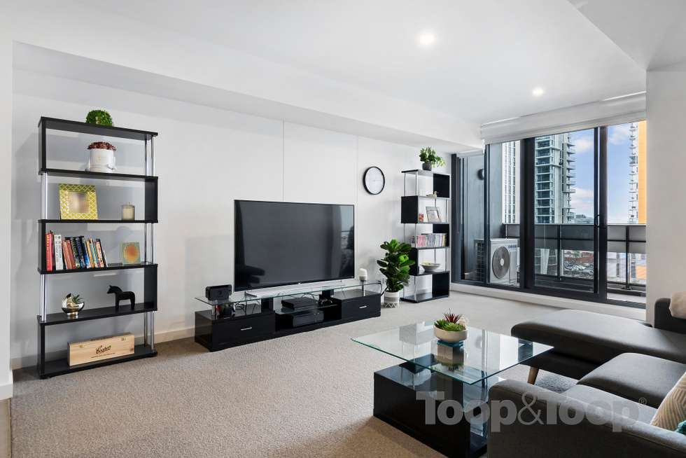 Third view of Homely apartment listing, 517/160 Grote Street, Adelaide SA 5000