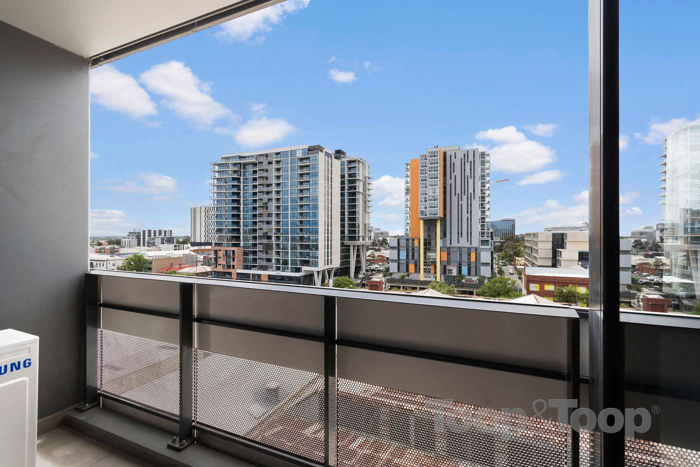 Sixth view of Homely apartment listing, 517/160 Grote Street, Adelaide SA 5000