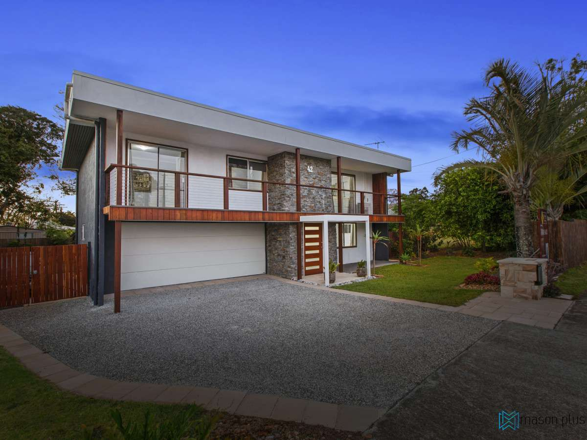 Main view of Homely house listing, 42 Birkdale Road, Birkdale, QLD 4159