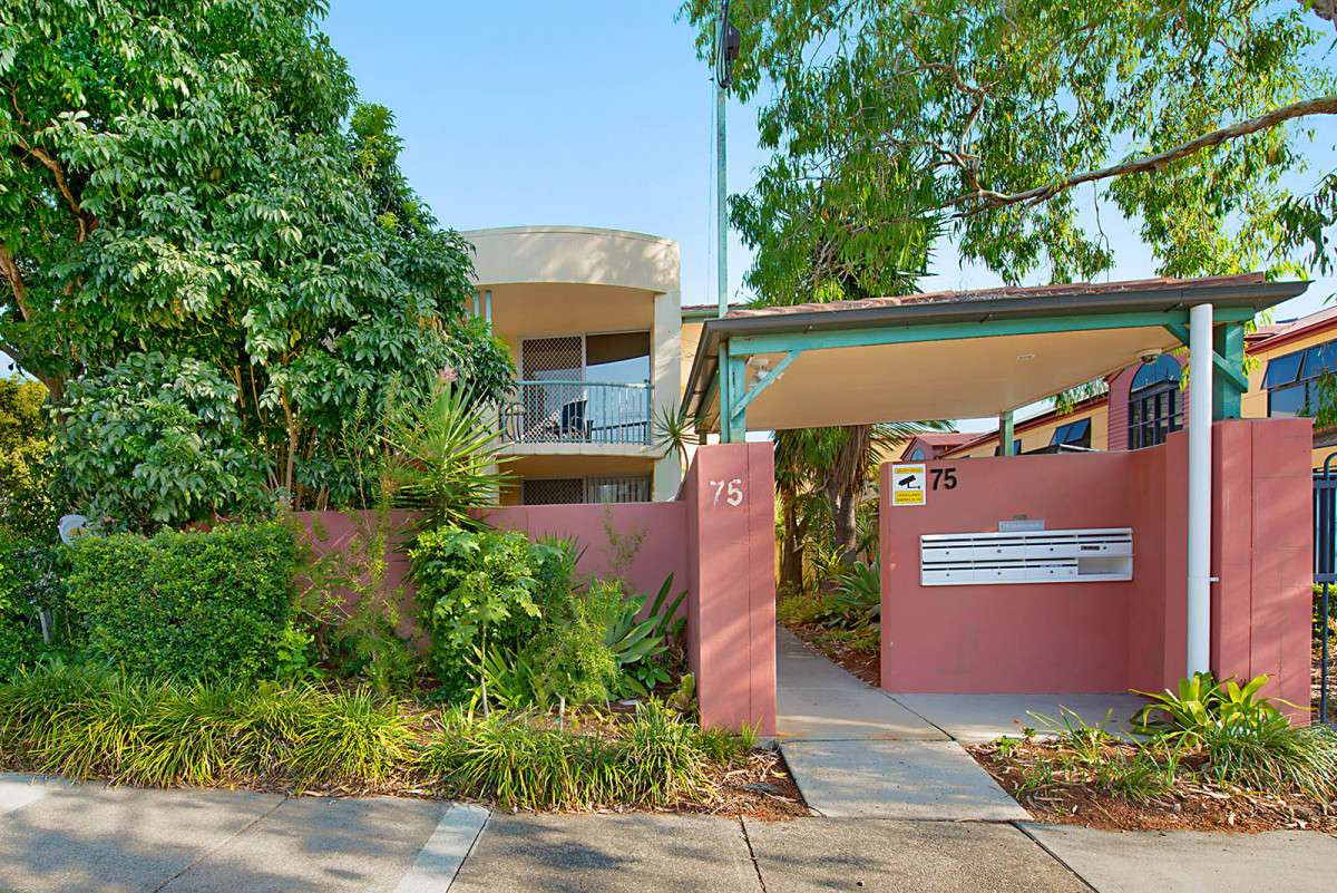 Main view of Homely apartment listing, 1/75 Allen Street, Hamilton, QLD 4007
