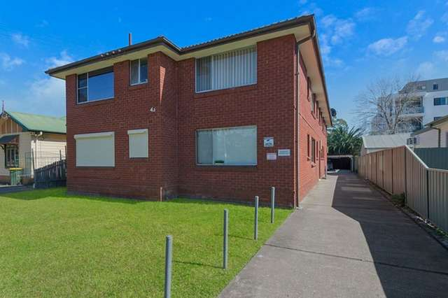 4/43 Aurelia Street, Toongabbie NSW 2146
