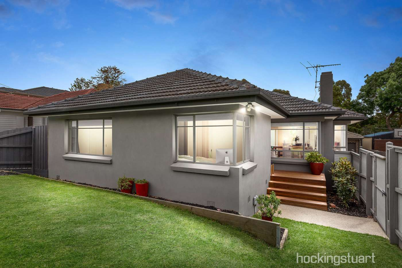 Main view of Homely unit listing, 1/52 Eram Road, Box Hill North VIC 3129