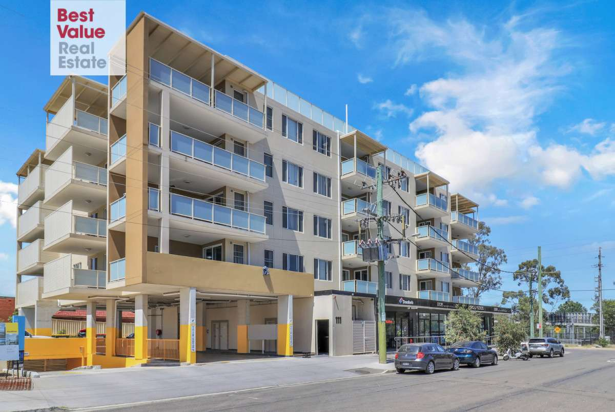 Main view of Homely unit listing, 8/111 Railway Terrace, Schofields, NSW 2762