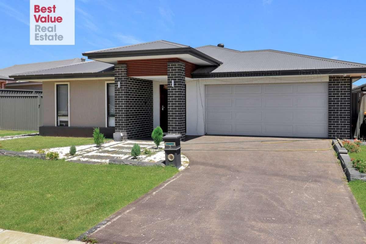 Main view of Homely house listing, 3 Woodbridge Street, Marsden Park, NSW 2765