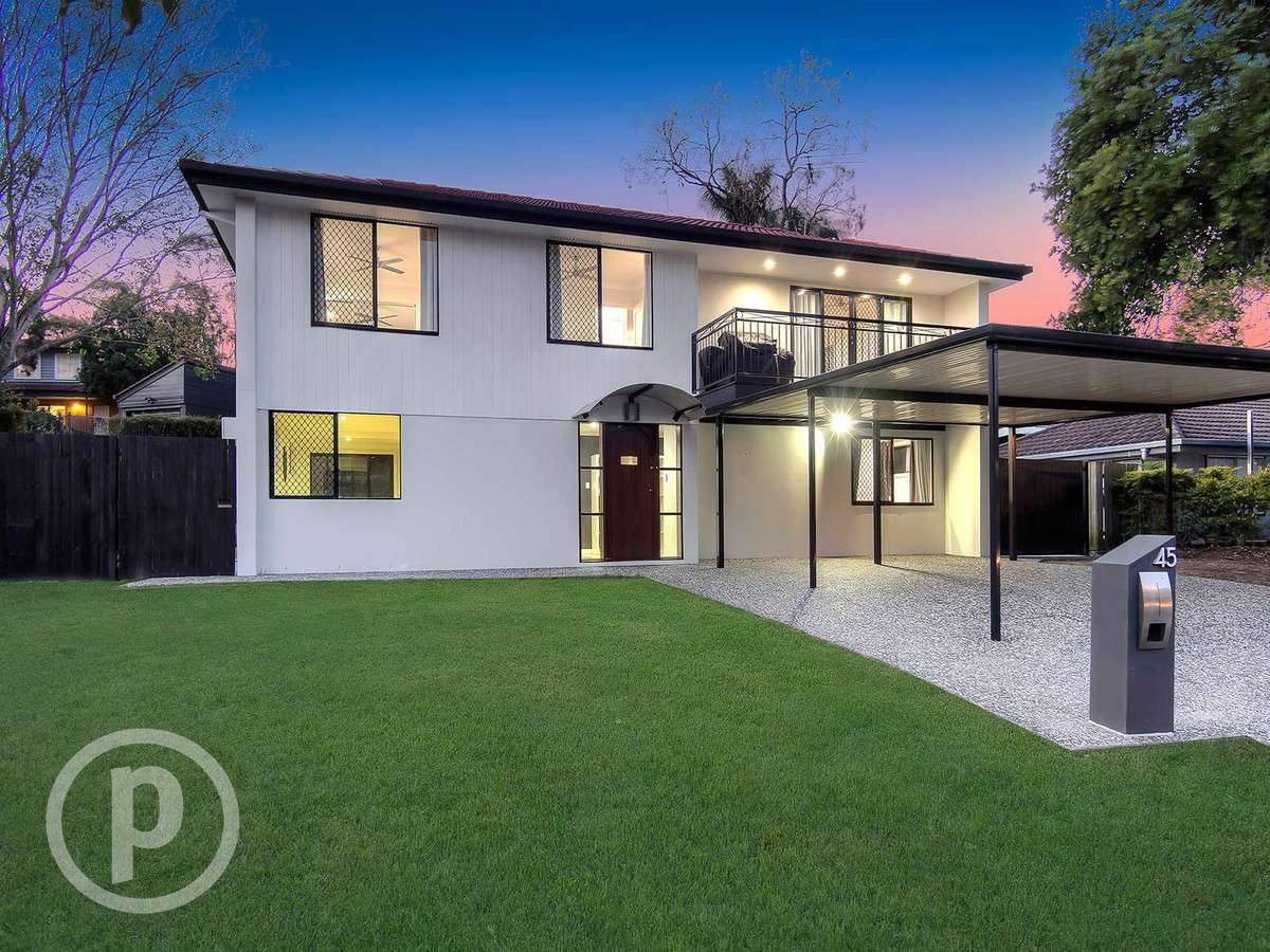 Main view of Homely house listing, 45 Andaman Street, Jamboree Heights, QLD 4074
