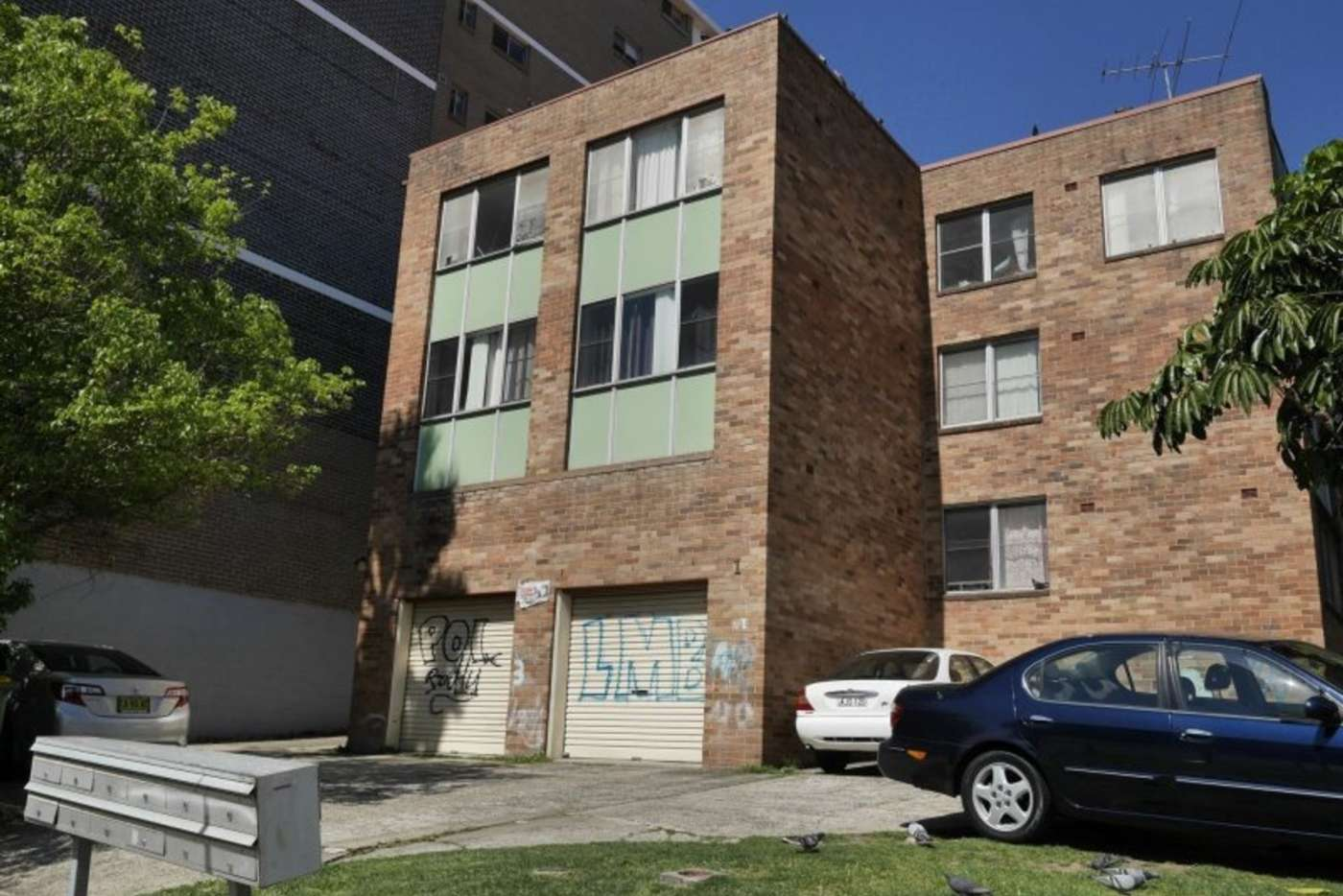 Main view of Homely unit listing, 8/1 Campbell Street, Parramatta NSW 2150