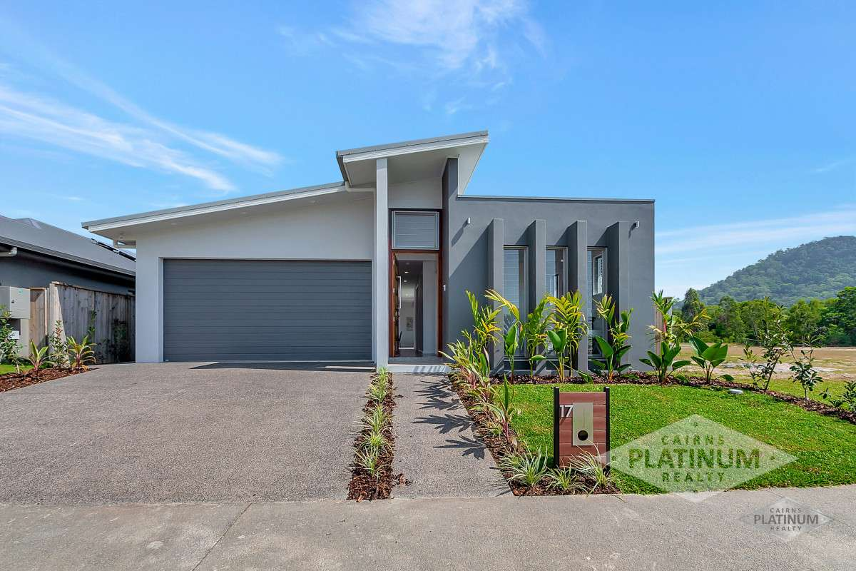 Main view of Homely house listing, 17 Master Circuit, Trinity Beach, QLD 4879