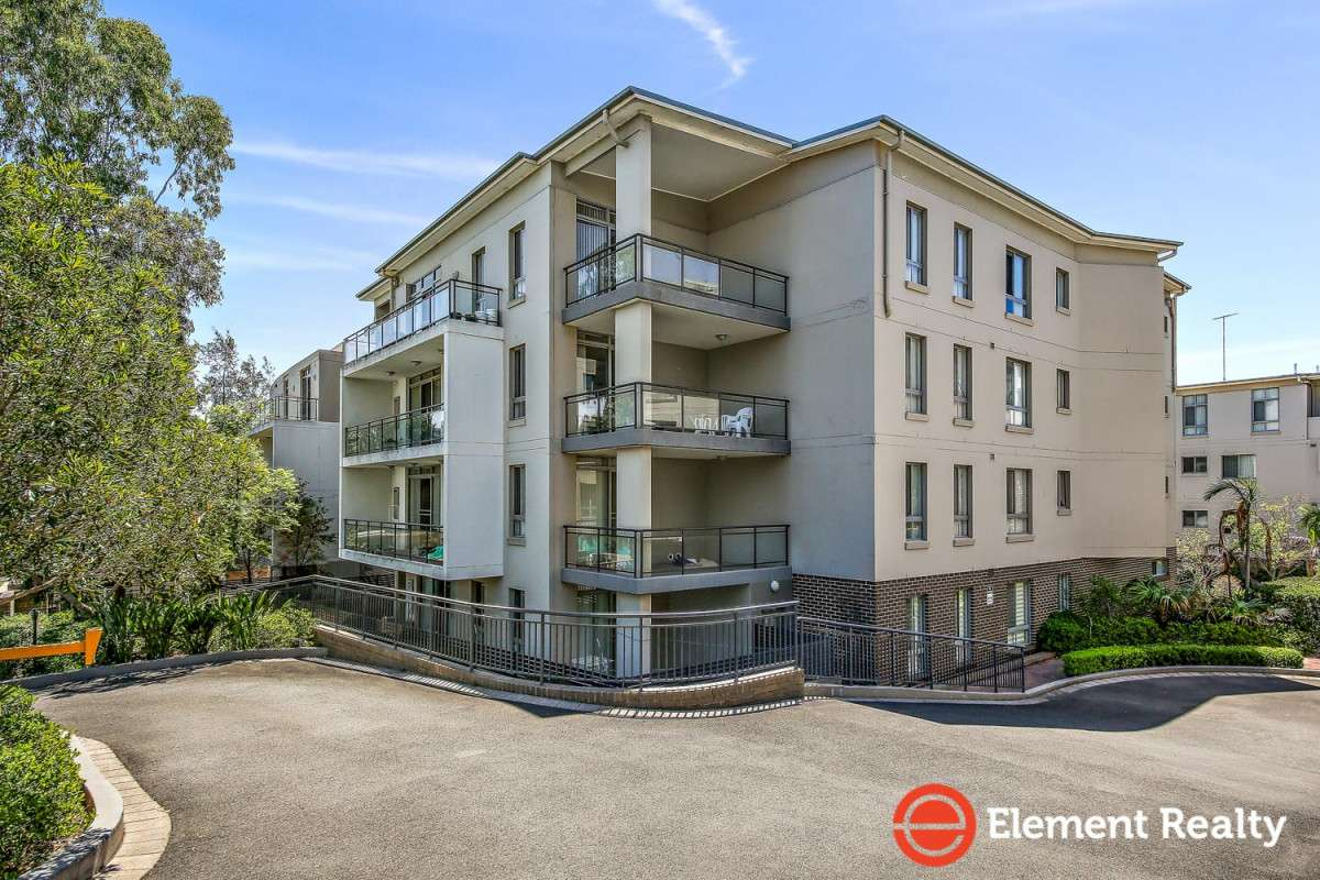 Main view of Homely apartment listing, 28/16 Post Office Street, Carlingford, NSW 2118