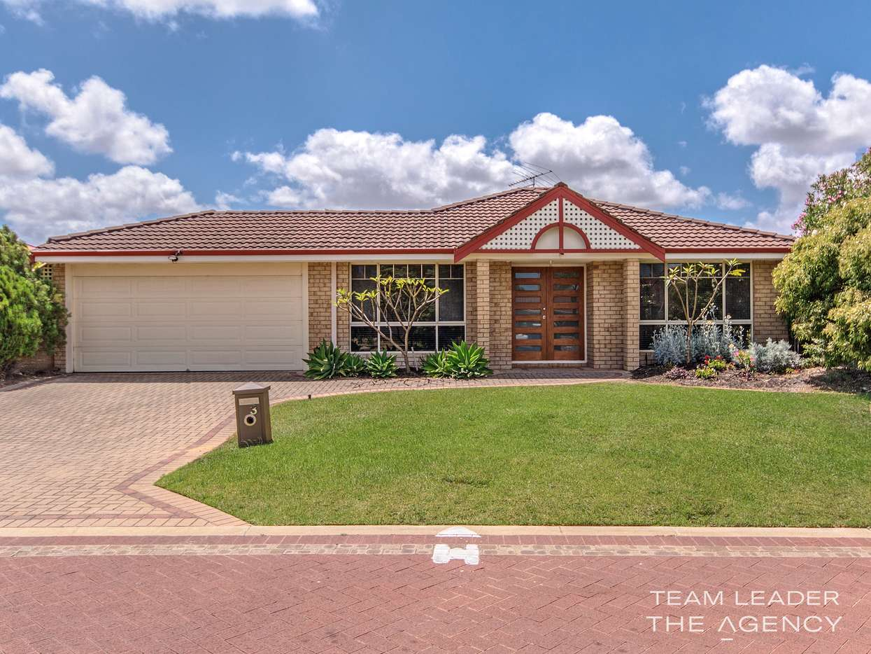 Main view of Homely house listing, 3 Reims Lane, Port Kennedy, WA 6172