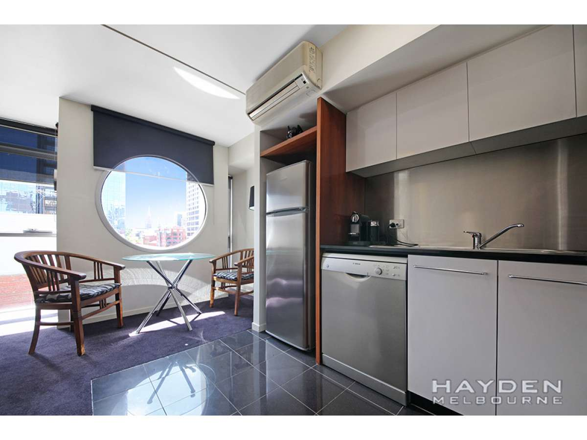 Main view of Homely apartment listing, 808/11 Cohen Place, Melbourne, VIC 3000