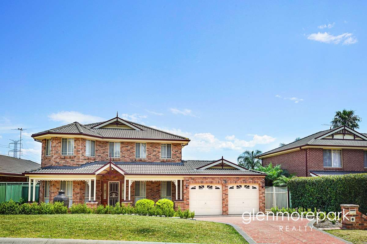 Main view of Homely house listing, 20 Boldero Crescent, Glenmore Park, NSW 2745