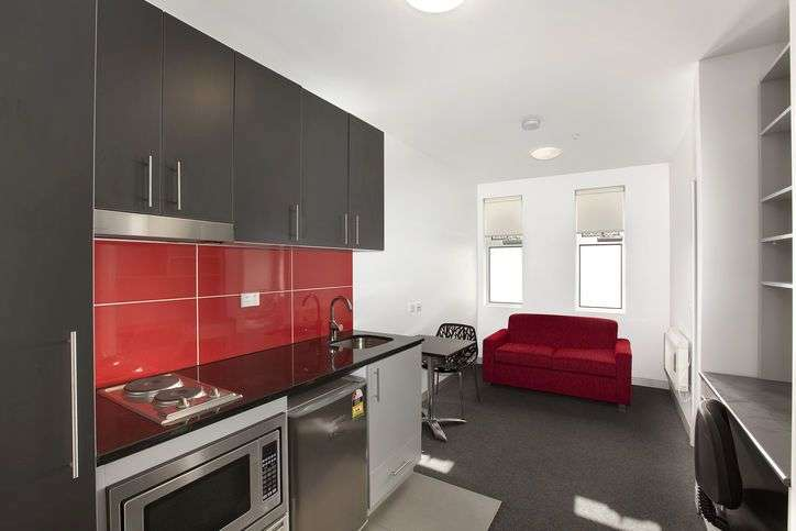 Main view of Homely apartment listing, 108/41-43 Park Street, Hawthorn, VIC 3122
