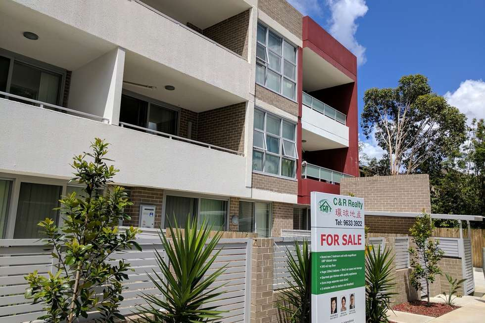 Second view of Homely apartment listing, 14/75-77 Great Western Highway, Parramatta NSW 2150