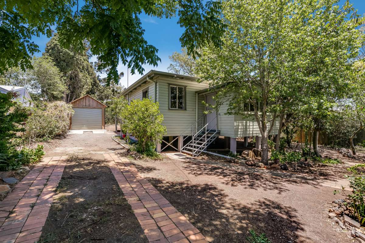 Main view of Homely house listing, 25 Whichello Street, Newtown, QLD 4350