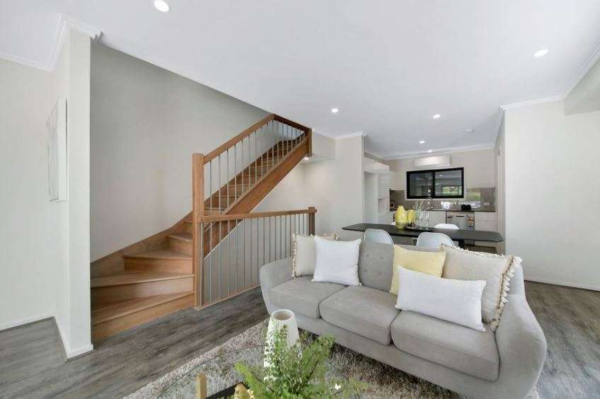 Main view of Homely townhouse listing, 1/125 Hansen Street, Moorooka, QLD 4105